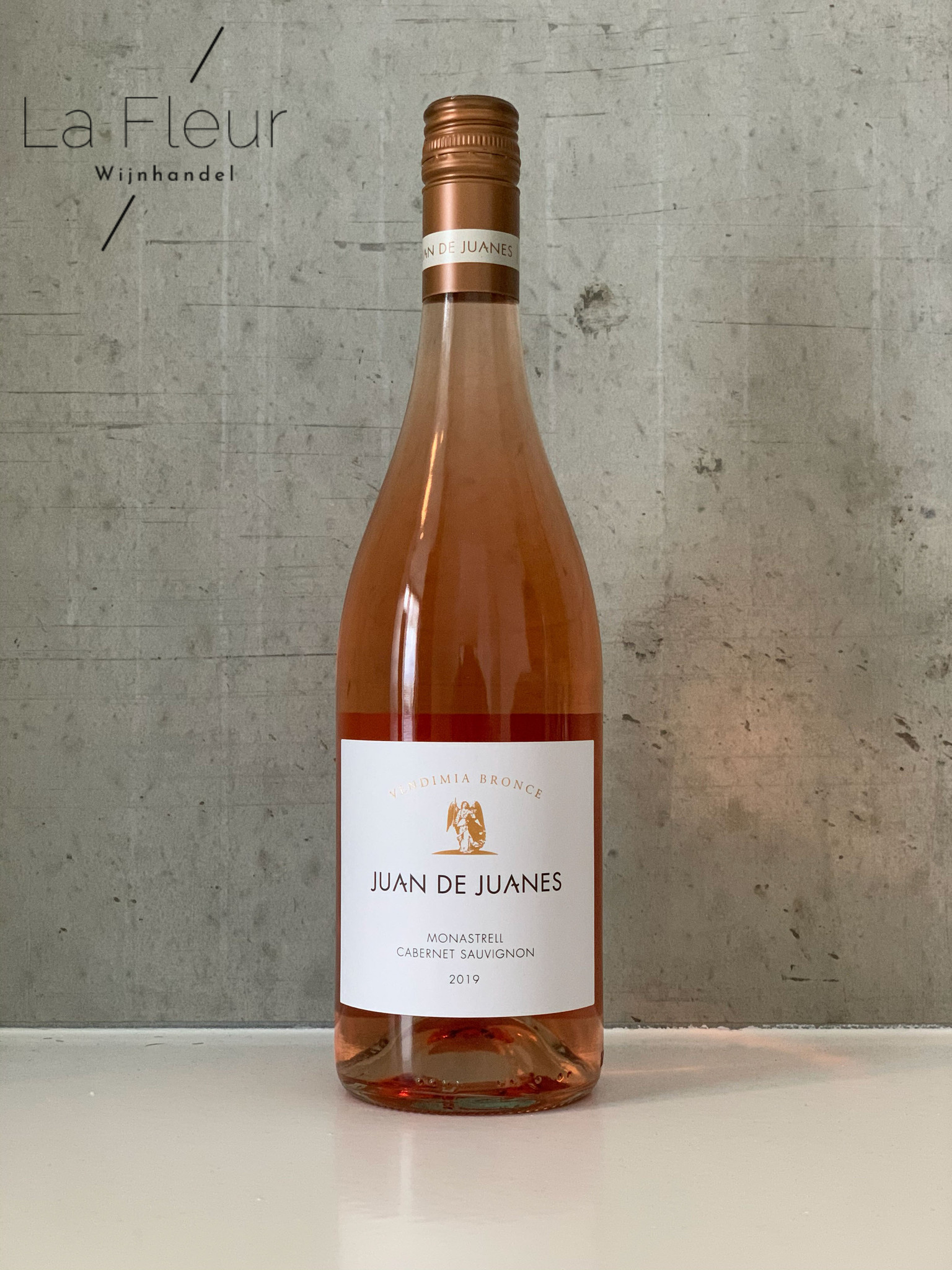 Viños Annecoop Juan De Juanes - Monastrell Cabernet Sauvignon Rosé