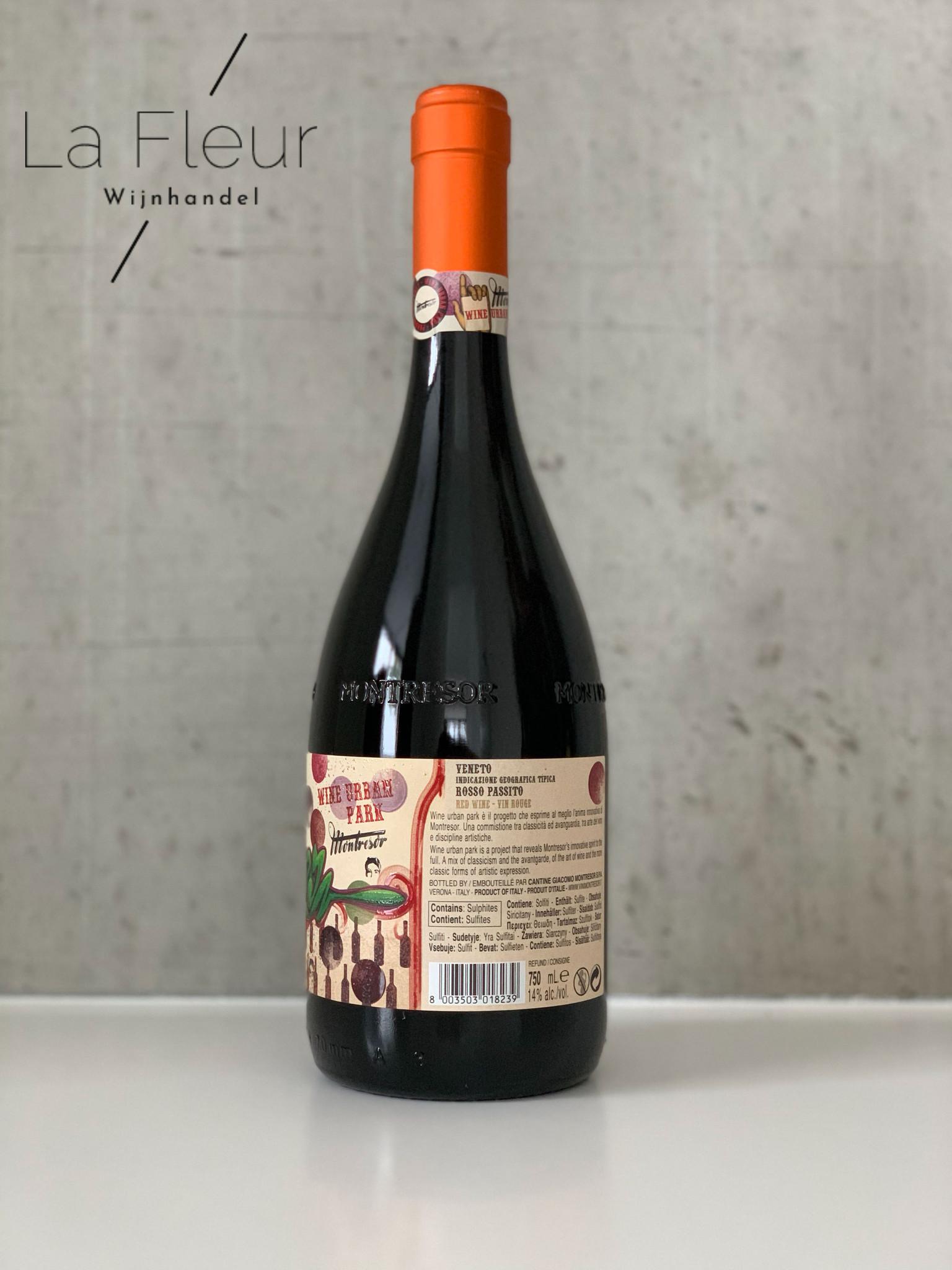 Montresor Montresor - Wine Urban Park Rosso IGT Veneto Passito ROOD