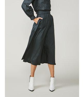 Summum Woman 6S1171-11228  SKIRT TECHNICAL TWILL BLACK