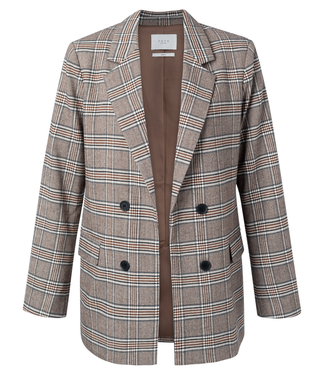 YAYA 150161  TAILORED BLAZER WITH DOUBLE BREASTED LOOK