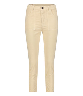 PENN&INK W20W277  TROUSERS ALMOND