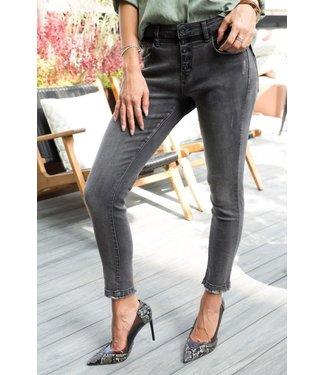 Bianco jeans 220458  NEBBIOLO JEANS BLACK DENIM