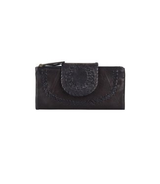 Chabo bags 18000  LADIES WALLET BLACK