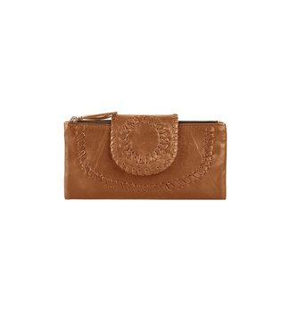 Chabo bags 18000  LADIES WALLET COGNAC