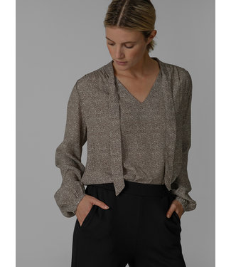 KNIT-TED essentials 202P77  PHILOU TOP