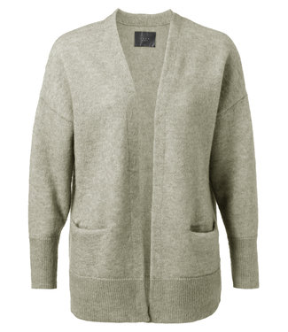 YAYA 1010680-024  CARDIGAN WITH POCKETS