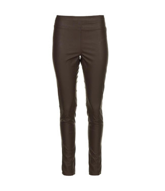 KNIT-TED essentials 202P50  AMBER PANT CHOCO