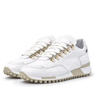 ViaVai 5412067-01 GIULIA  sneakers Vitello Bianco