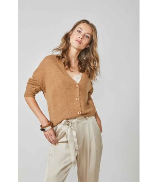 Summum Woman 7s5557-7811 Cardigan superfine alpaca knit