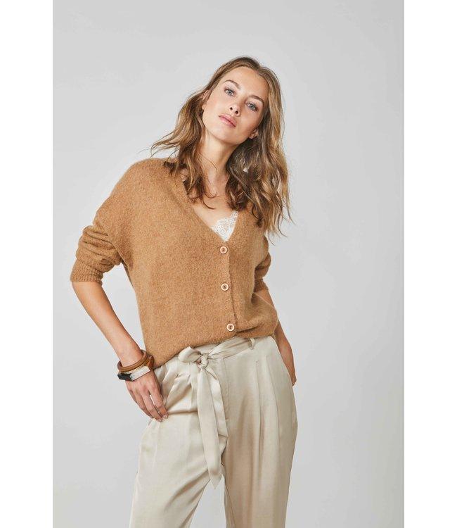Summum Woman 7s5557-7811 Cardigan superfine alpaca knit