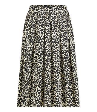 PENN&INK S21N936-animalprint  Skirt