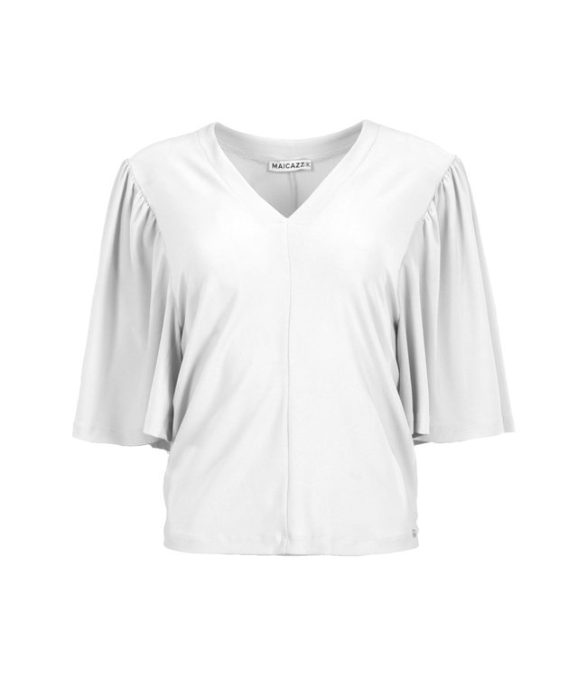 MAICAZZ SP21.20.005-Offwhite  SAMMY top