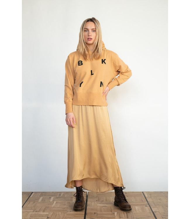 PENN&INK S21F901  Skirt gold