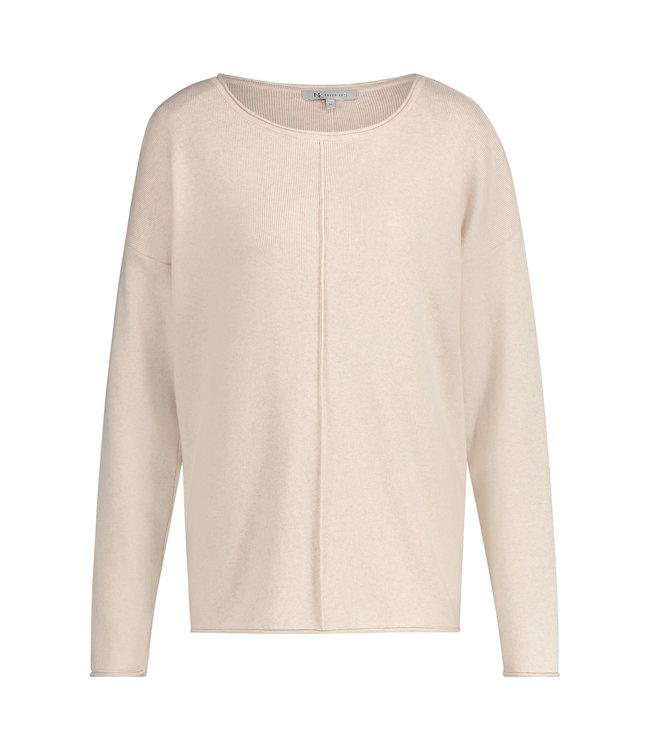 NUKUS SS216509 Gina2 Sweater Sand