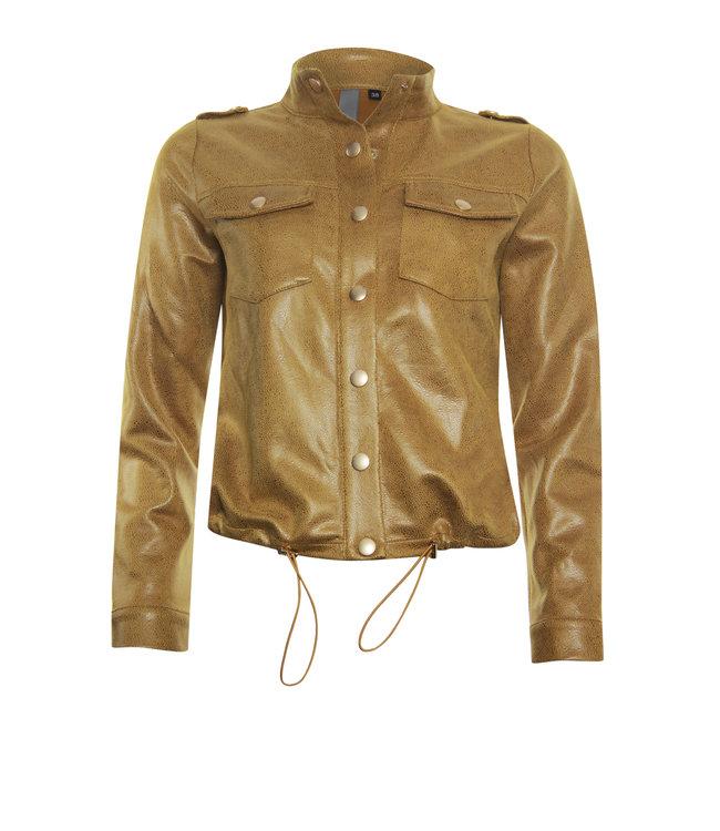 Poools 113196 Jacket Inca gold