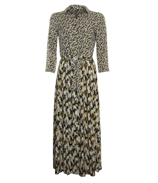 Poools 113197 Dress print mix Camo dots