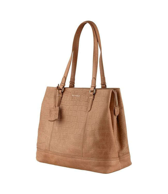 Burkely 100071.29.25  Croco Caia taupe