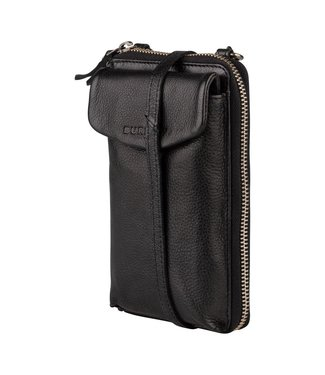 Burkely 1000036.84.10  Just Jackie Phone wallet black
