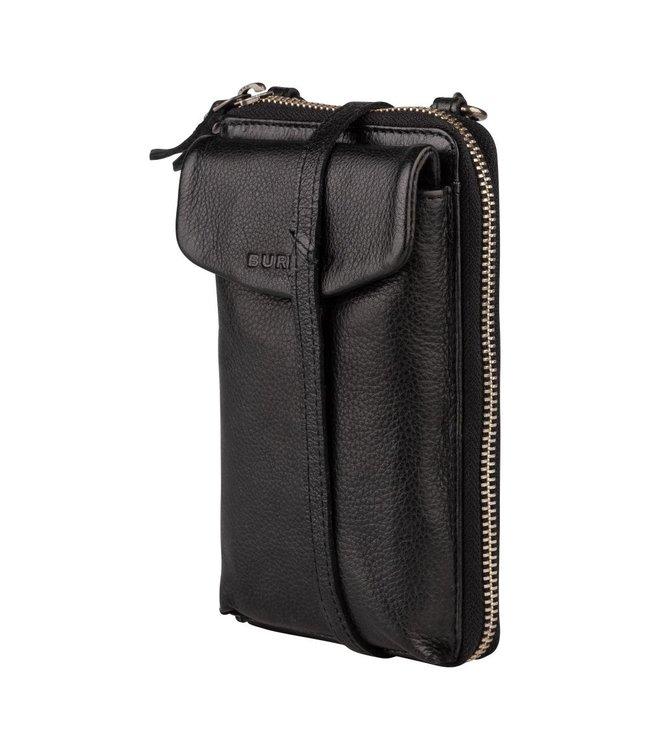Burkely 1000036.84.10  Just Jackie Phone wallet black