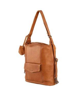 Burkely 1000029.84.24  Just Jackie backpack hobo cognac