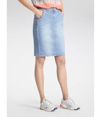 Sandwich 26001245 Skirt Light Blue Denim