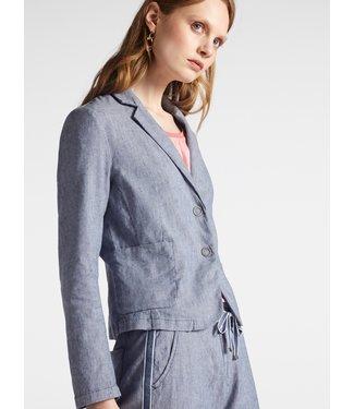 Sandwich 25001564 Jacket Indoor Blue Denim