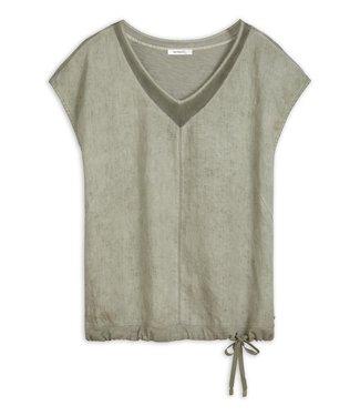 Sandwich 22001815 T-Shirt Light Green Olive