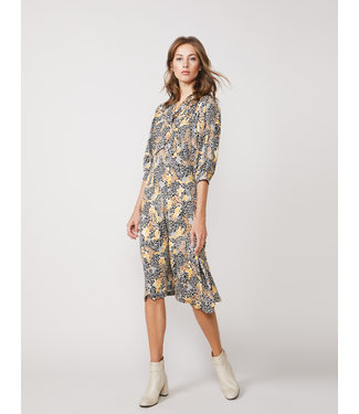 Summum Woman 5s1246-30236  Dress colourful animal print