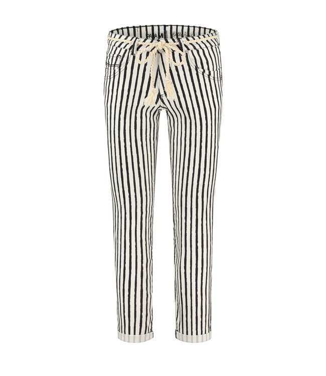 Para Mi SS211.138091 Bobby   Painted Stripes Black