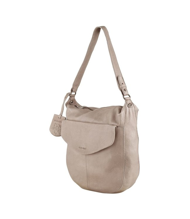 Burkely 1000120.84.15  Hobo bag light grey