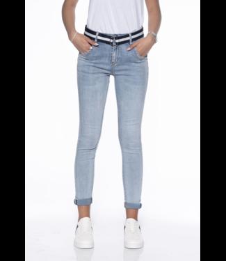 Bianco jeans 1118406  Azurite light blue jeans