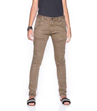 Bianco jeans 1119420  Springfield raw olive broek