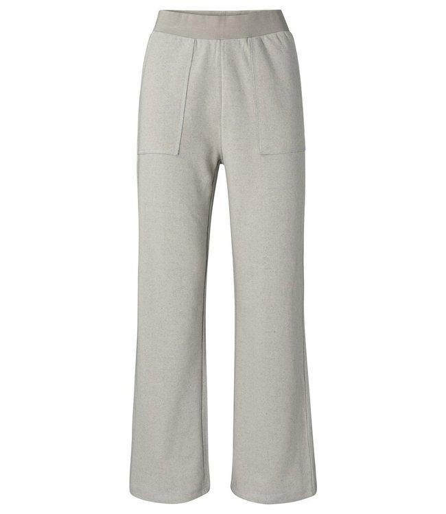 YAYA 1209125-113  Jersey wide leg trousers