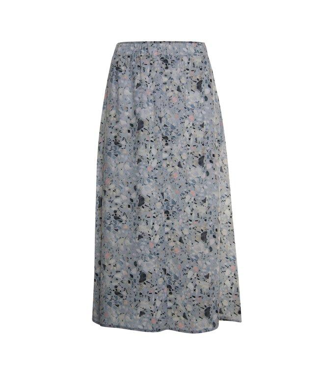 Poools 113220 Skirt Rock print