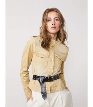 Summum Woman 1s1019-11322  Jacket fine twill