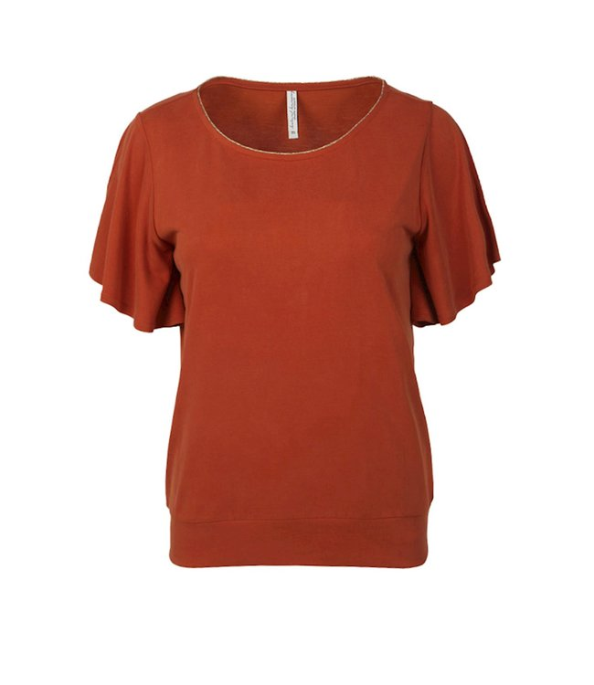 Summum Woman 3s4511-30234  Top washed modal