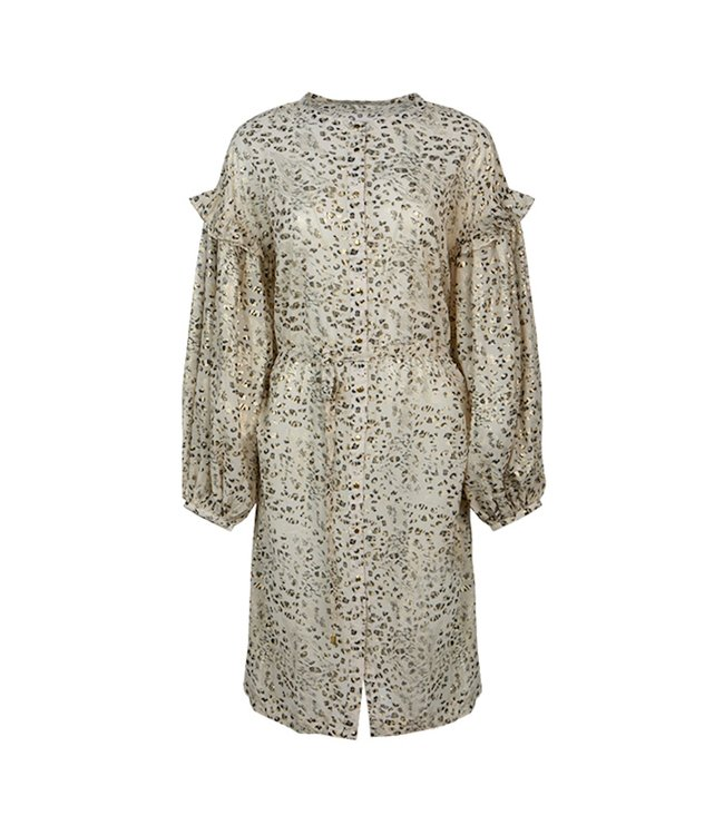 Summum Woman 5s1239-11396  Dress panther print