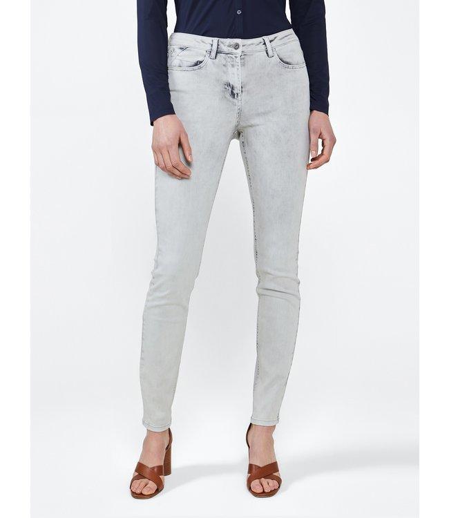 Sandwich 24001676 Trousers Bleached Denim Grey