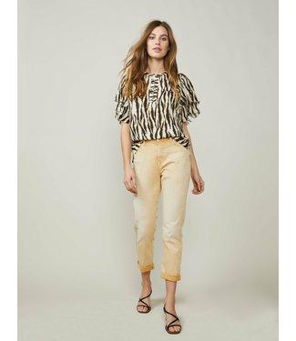 Summum Woman 2s2579-11370  Top zebra viscose