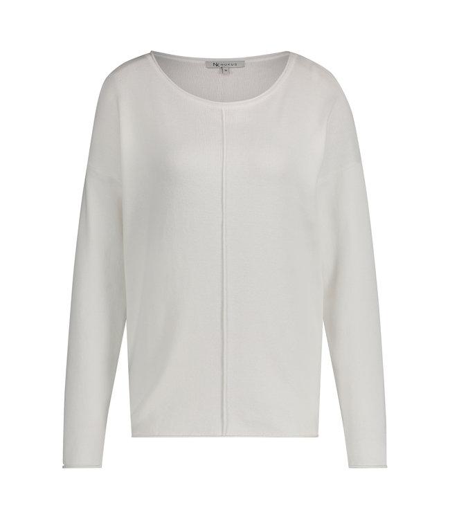 NUKUS SS216517 Gina2 Sweater White