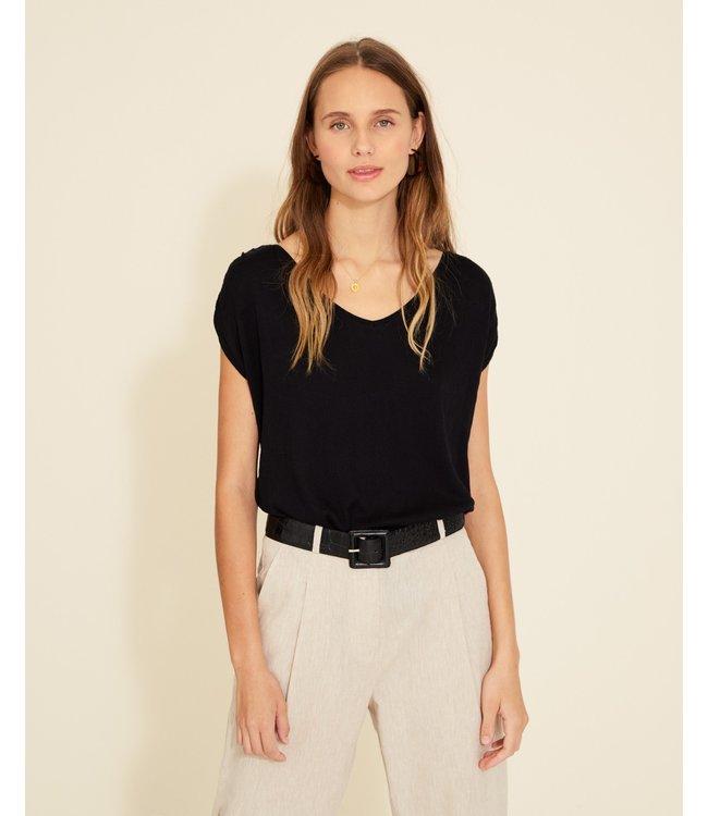 Yerse 34452  Shirt Marianne Negro