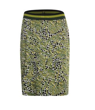Poools 023102  Skirt print