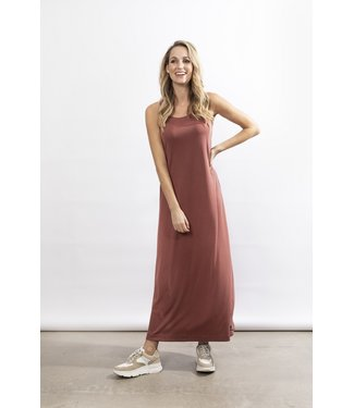 NUKUS SS21122159 Mave Dress Brick
