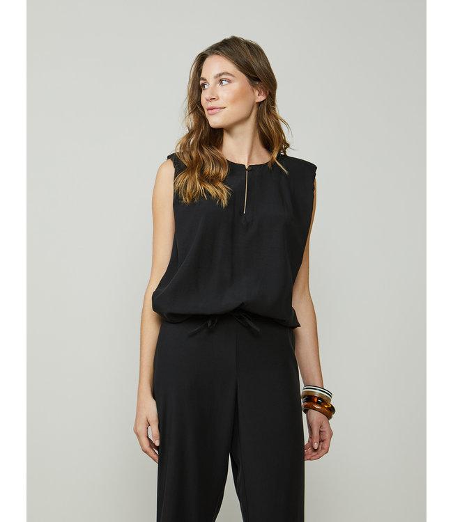 Summum Woman 2s2588-11435  Top tencel black