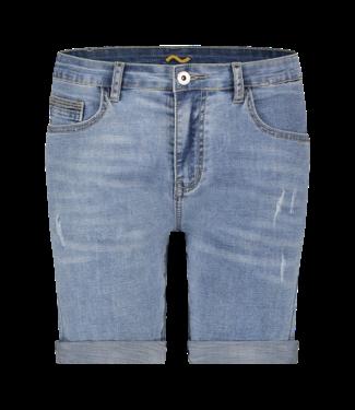 Bianco jeans 120833-Jeff short Light blue