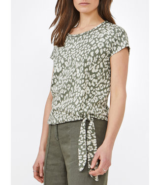 Sandwich 21101859  T-shirt SS Spring olive