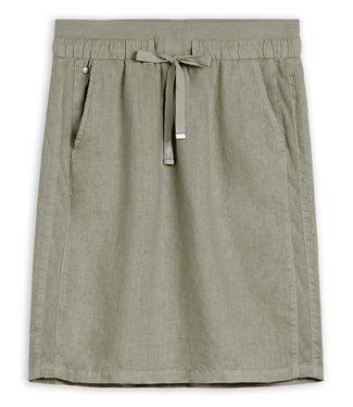 Sandwich 26001236  Skirt woven casual medium Light green olive