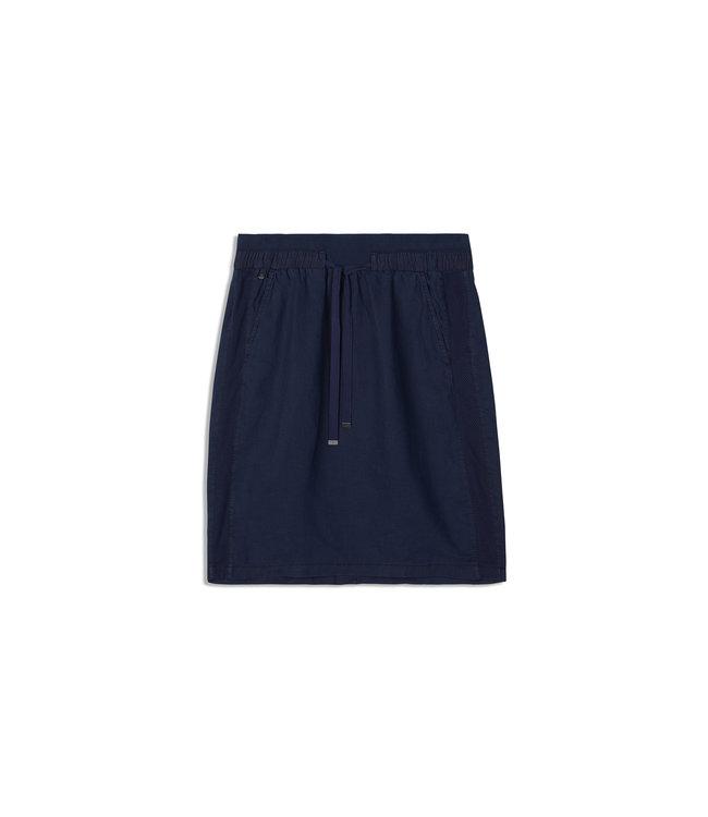 Sandwich 26001236  Skirt woven casual medium Navy