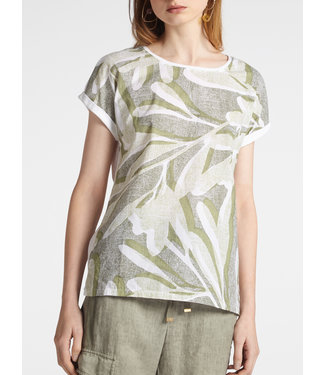 Sandwich 21101836  T-shirt SS Spring olive