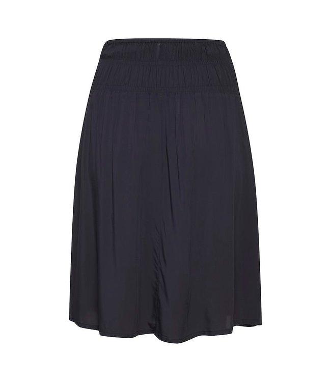 Saint Tropez 30511204  GislaSZ Skirt Blue deep